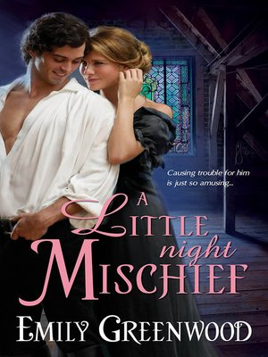 cover image of A Little Night Mischief