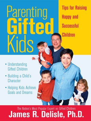 cover image of Parenting Gifted Kids