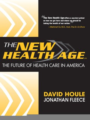 cover image of The New Health Age