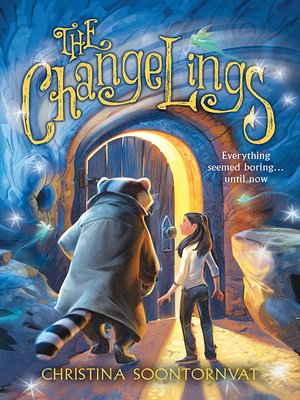 cover image of The Changelings Series, Book 1