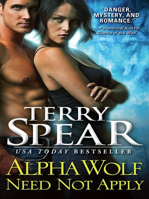cover image of Alpha Wolf Need Not Apply