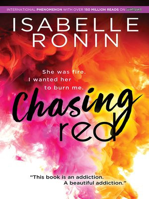 cover image of Chasing Red Series, Book 1
