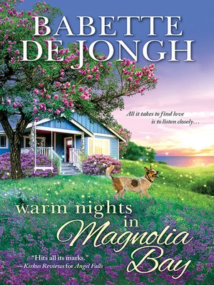 cover image of Warm Nights in Magnolia Bay