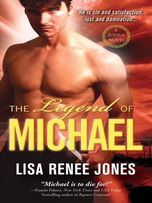 cover image of The Legend of Michael