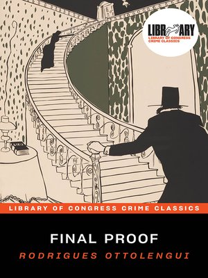 cover image of Final Proof