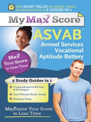 cover image of My Max Score ASVAB