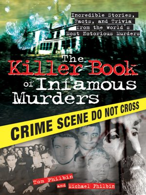 cover image of The Killer Book of Infamous Murders