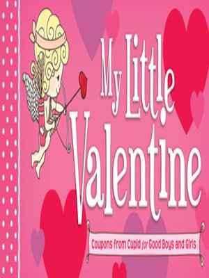 cover image of My Little Valentine