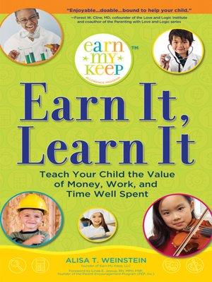 cover image of Earn It, Learn It