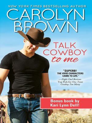 cover image of Talk Cowboy to Me