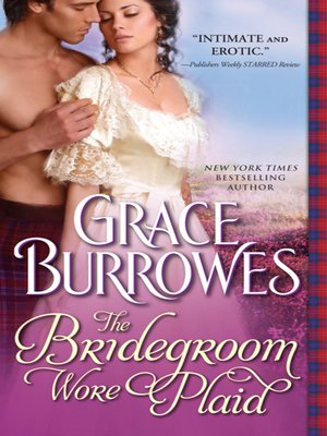 cover image of The Bridegroom Wore Plaid