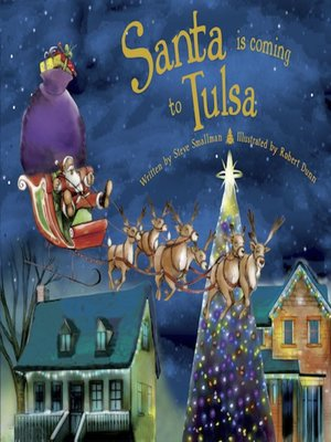 cover image of Santa Is Coming to Tulsa