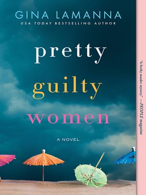 cover image of Pretty Guilty Women
