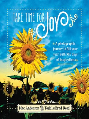 cover image of Take Time for Joy
