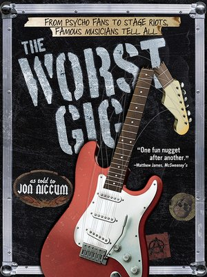 cover image of The Worst Gig