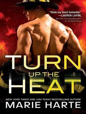 cover image of Turn Up the Heat Series, Book 4