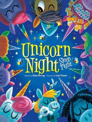 cover image of Unicorn Night