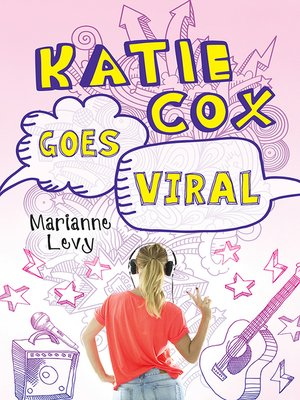 cover image of Katie Cox Goes Viral