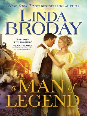 cover image of A Man of Legend