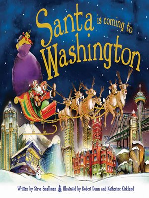 cover image of Santa Is Coming to Washington