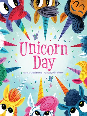 cover image of Unicorn Day