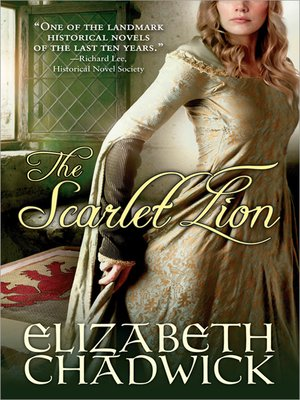 cover image of The Scarlet Lion