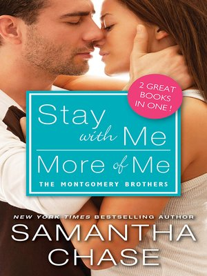cover image of Stay with Me / More of Me