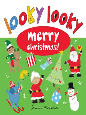 cover image of Looky Looky: Merry Christmas