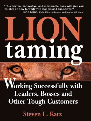 cover image of Lion Taming