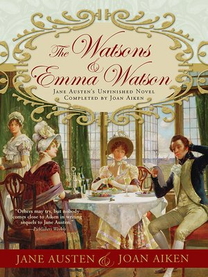 cover image of The Watsons and Emma Watson