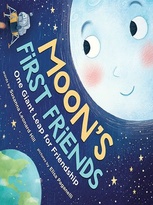 cover image of Moon's First Friends
