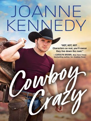 cover image of Cowboy Crazy