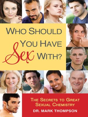 cover image of Who Should You Have Sex With?