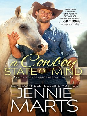 cover image of A Cowboy State of Mind