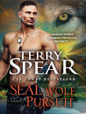 cover image of SEAL Wolf Pursuit