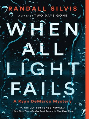 cover image of When All Light Fails