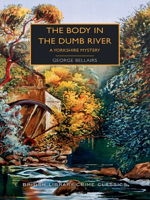 cover image of The Body in the Dumb River