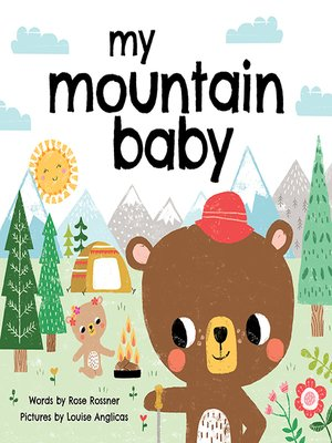 cover image of My Mountain Baby
