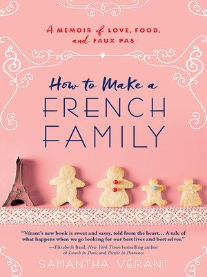 cover image of How to Make a French Family