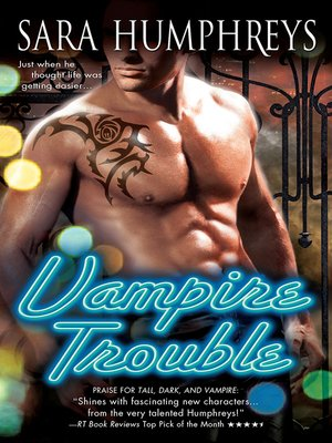 cover image of Vampire Trouble