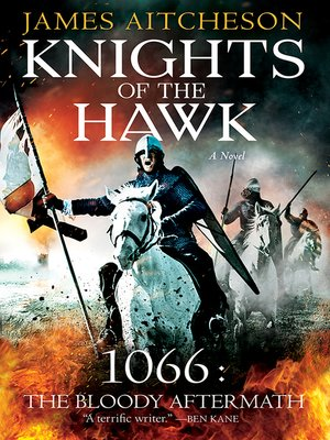 cover image of Knights of the Hawk