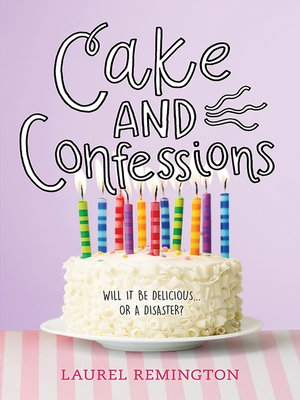 cover image of Cake and Confessions