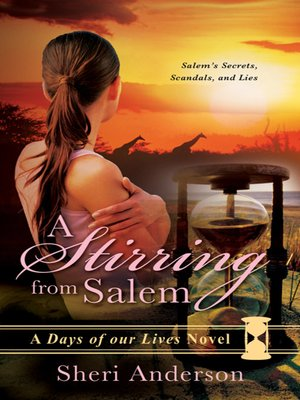 cover image of A Stirring from Salem