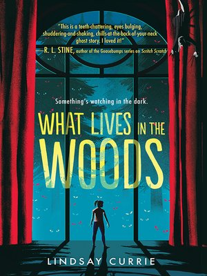 cover image of What Lives in the Woods