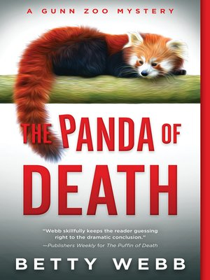 cover image of The Panda of Death