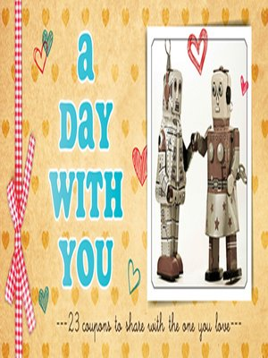 cover image of A Day with You Coupons