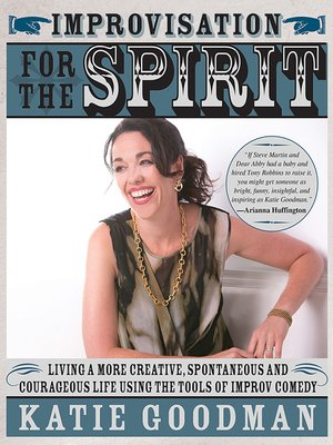 cover image of Improvisation for the Spirit