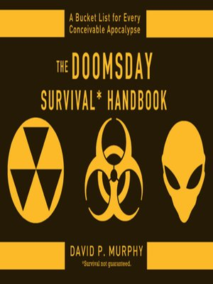 cover image of The Doomsday Survival Handbook