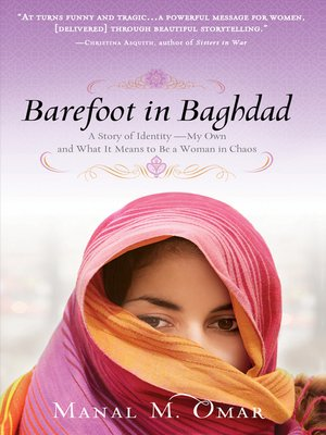 cover image of Barefoot in Baghdad