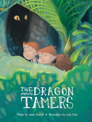 cover image of The Dragon Tamers